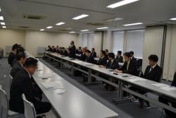 日本建設業連合会関西支部意見交換