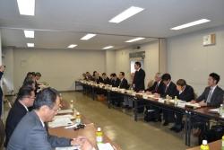 関西地質調査業協会意見交換