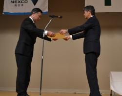 19年度西日本高速道路関西支社安全協議会総会②