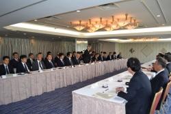 日本建設機械施工協会関西支部等意見交換