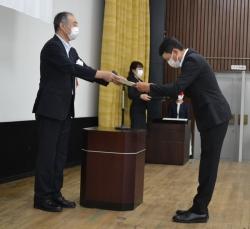 コンクリ品質コンテスト表彰式