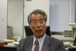 大阪府警備業協会若林清会長