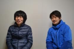 左から久田さん、山田さん